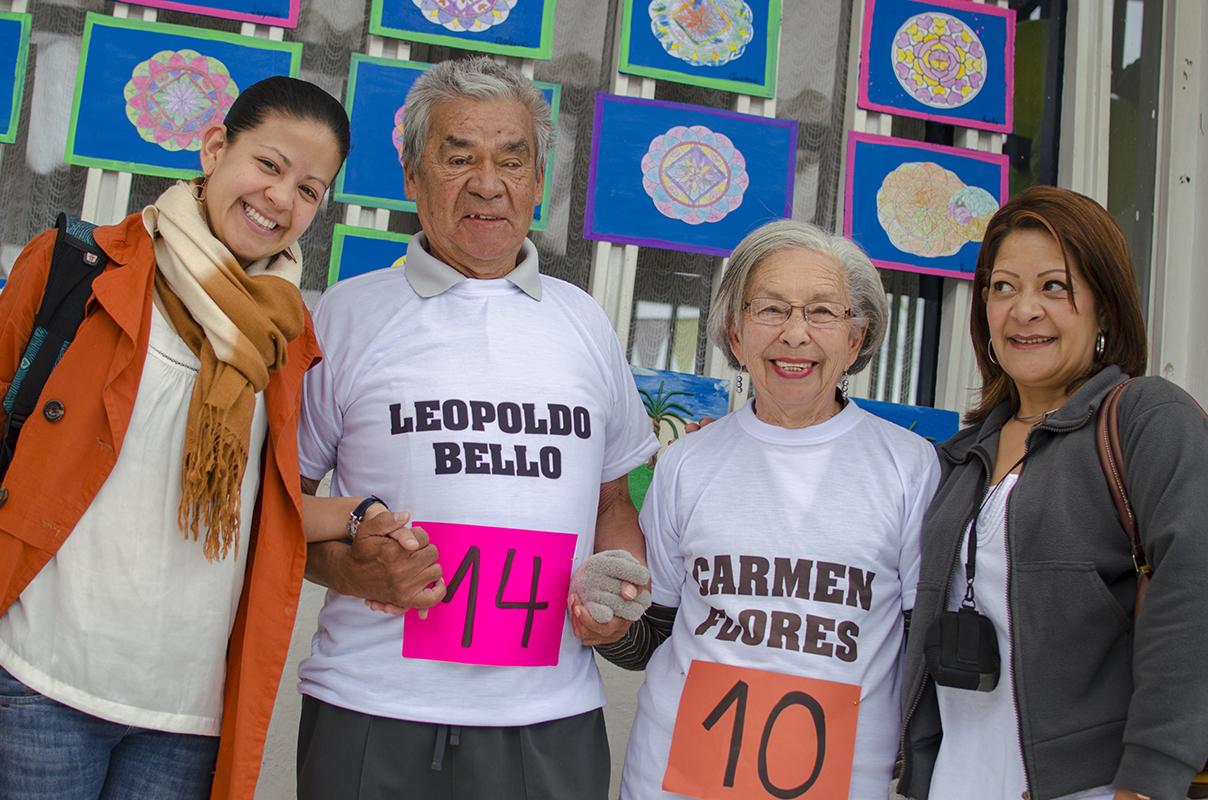 LOS GRUPOS SOCIALES PROLONGAN LA VIDA DEL ADULTO MAYOR