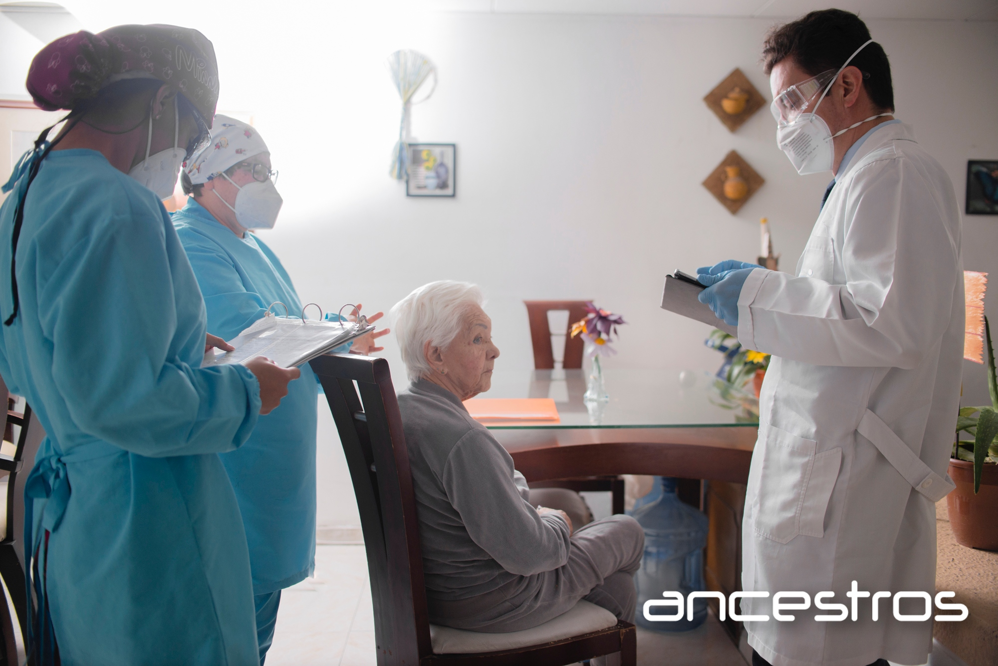 Cuidado del adulto mayor: ¿Necesito ayuda?